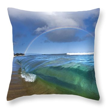 Soul Arch Throw Pillow