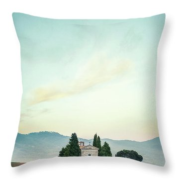 Soul Escape Throw Pillow