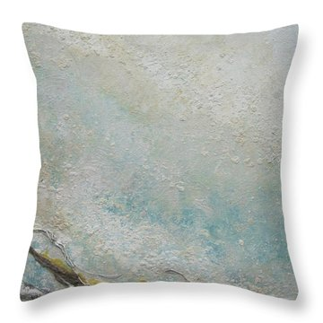 Soul IIi Throw Pillow