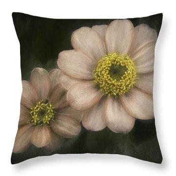 Soul Mates Throw Pillow by Scott Norris