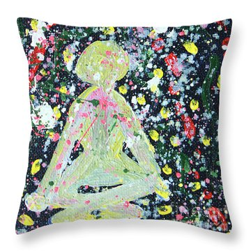 Soul Universal Throw Pillow