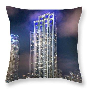 3-dimensional Throw Pillows