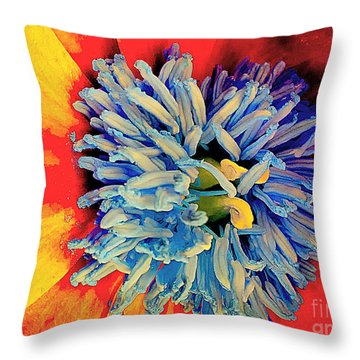 Soul Vibrations Throw Pillow
