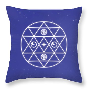 Souls Journey Home Throw Pillow