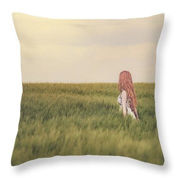 Soulshine Throw Pillow