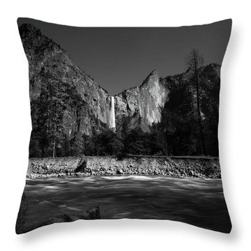 Sources Throw Pillow by Ryan Weddle