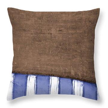 Art Print South Beach Throw Pillow