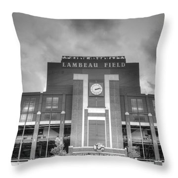 Green Bay Packers Throw Pillows