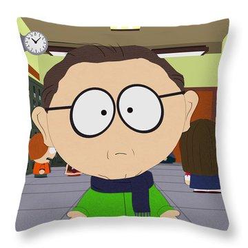 South Park Throw Pillow