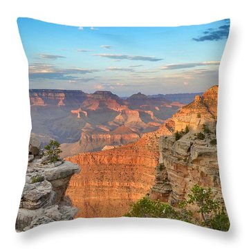 South Rim Throw Pillow