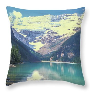 Throw Pillow featuring the photograph South Shore 2006 by Jim Dollar