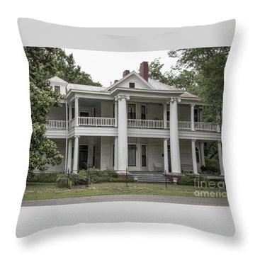 Southern Charmer Throw Pillow