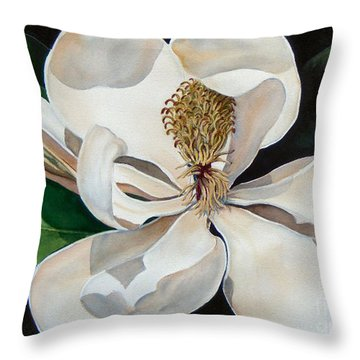 Southern Lady    Sold Throw Pillow