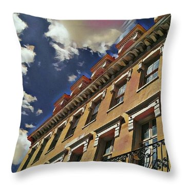 Southern Stature Throw Pillow