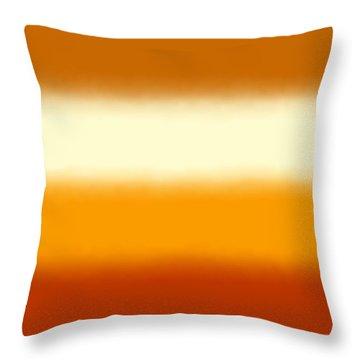Southwest Desert - Sq Block Throw Pillow