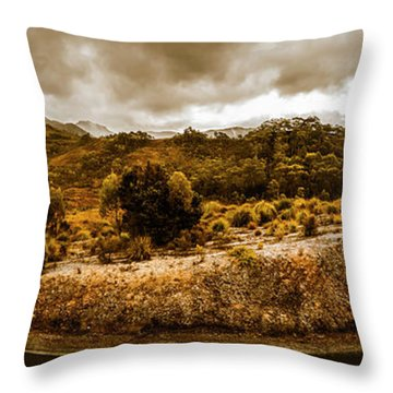 Exploration Throw Pillows