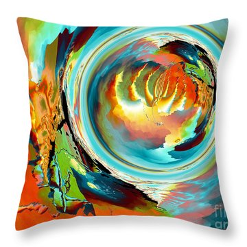 Southwestern Dream Throw Pillow