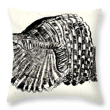 Souvenir  Throw Pillow by Al Goldfarb