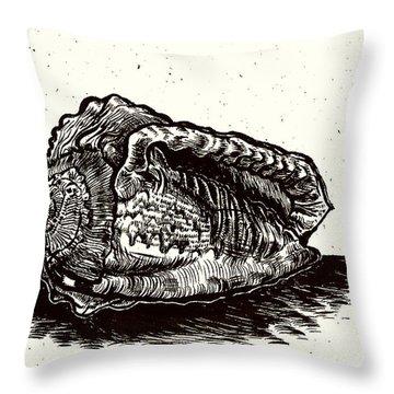 Souvenir From A Fun Day  Throw Pillow by Al Goldfarb