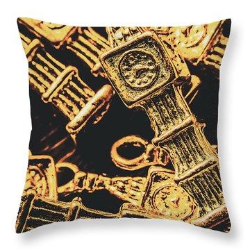 Souveniring Great Britain Throw Pillow