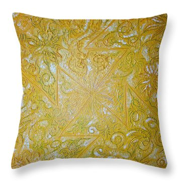 Sowillo Throw Pillow