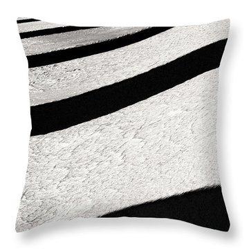 Space Geometry #16 Throw Pillow