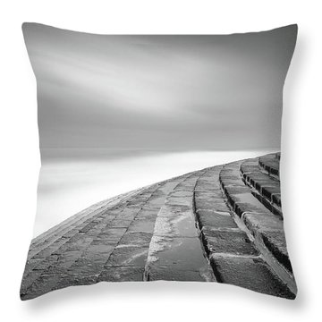 Throw Pillow featuring the photograph Space Ship  by Bruno Rosa