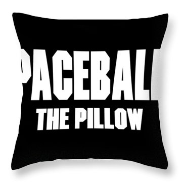 Spaceballs Branded Products Throw Pillow