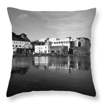 Spanish Arch Throw Pillow