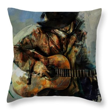 Spanish Culture 6 Throw Pillow