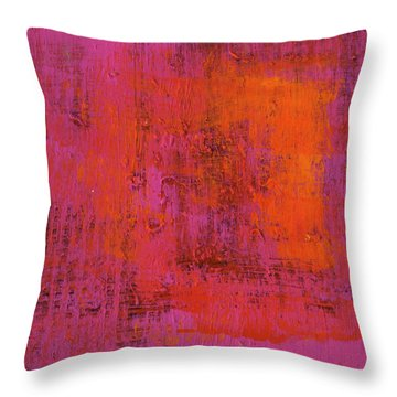 Sparkle Within 4 Throw Pillow