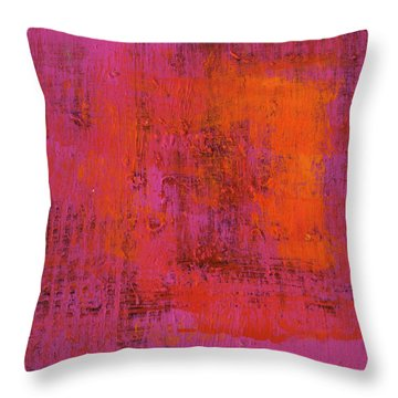 Sparkle Within 4 Throw Pillow
