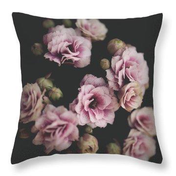 Speak Love Throw Pillow