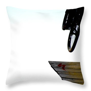 Specialized Launchpad Throw Pillow