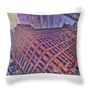 •speechless Throw Pillow by Tai Lacroix