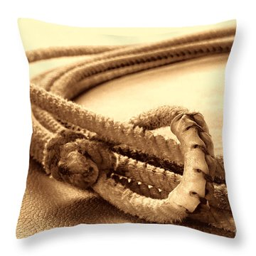 Speed Burner Throw Pillow