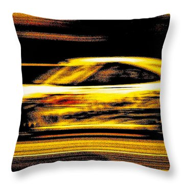 Speedmerchant Throw Pillow