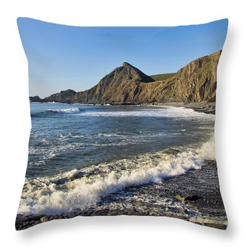 Spekes Mill Beach Throw Pillow