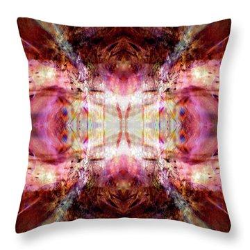 Spellbinding Throw Pillow by Tlynn Brentnall