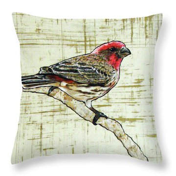 Spencer Throw Pillow