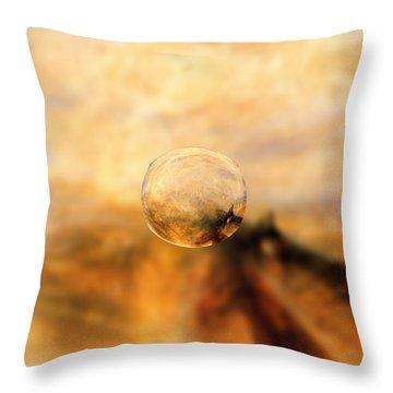 Sphere 8 Turner Throw Pillow