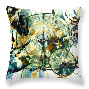 Spherical Joy Series 170.171.011011 Throw Pillow