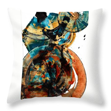 Spherical Joy Series 208.012011 Throw Pillow