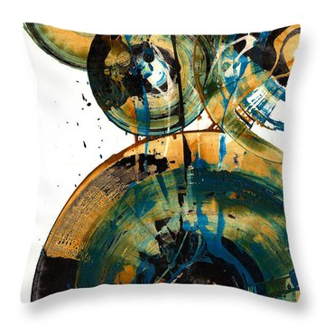 Spherical Joy Series 46.040511 Throw Pillow