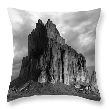 Throw Pillow featuring the photograph Spire To Elysium by Jon Glaser