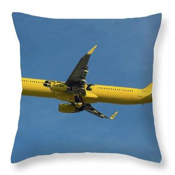 Spirit Air Throw Pillow