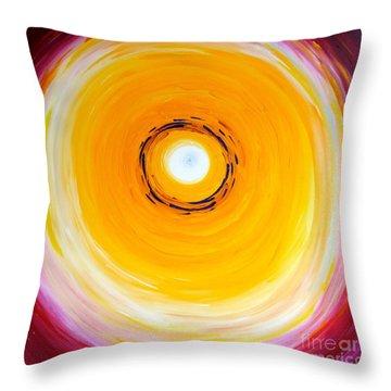 Spirit Of Gratitude Throw Pillow