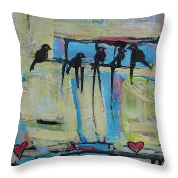 Spirit Of Joy 1 Throw Pillow