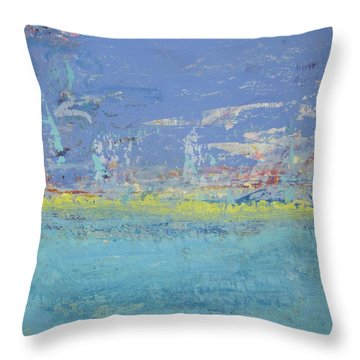Spirit Of Gentleness 2 Throw Pillow
