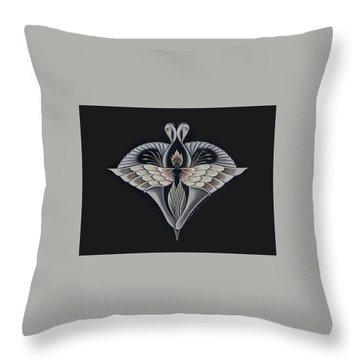 Anacaria Myrrha Throw Pillows